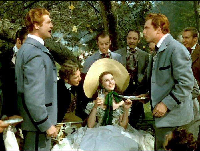 Соломенная шляпа главной героини фильма Унесенные ветром была продана на аукционе за 52 с половиной тысячи долларов.