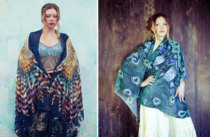 Модные аксессуары от Розы Хамитовой