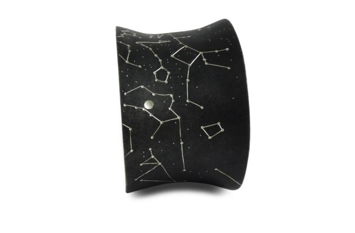 Браслет с картой звездного неба