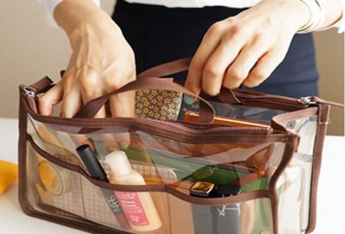 Как собраться в дорогу так, чтобы в чемодане хватило места для всех необходимых вещей.