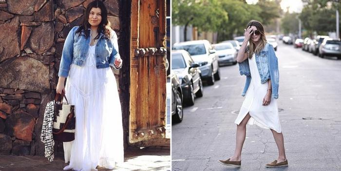 Джинсовая куртка - одна из базовых вещей, которая должна быть в гардеробе каждой модницы.