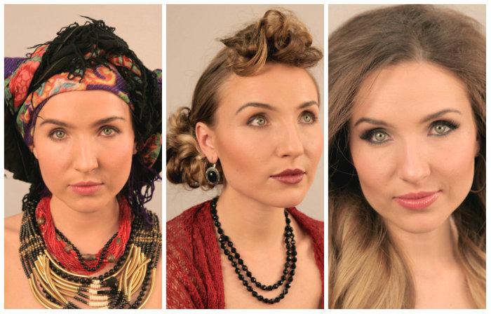 Как менялись представления украинок о красоте на протяжении последнего столетия.