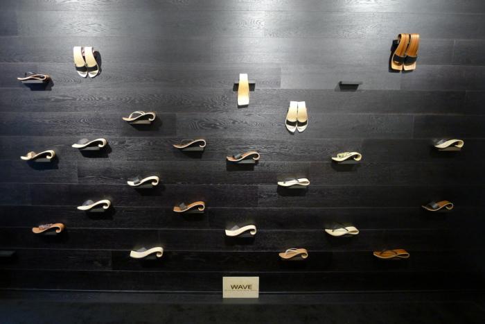 Оригинальный дизайн, натуральные материалы и комфорт - вот три кита коллекции Wave