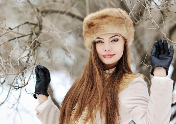 Правила, которые помогут сохранить красоту, молодость и здоровье в зимний период.