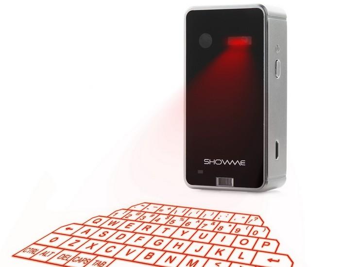 Виртуальная клавиатура ShowMe F1