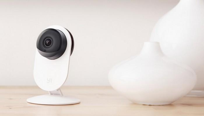 Умная онлайн-камера Xiaomi Yi Smart Camera