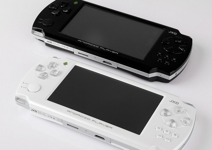 Карманная игровая консоль JXD S602B