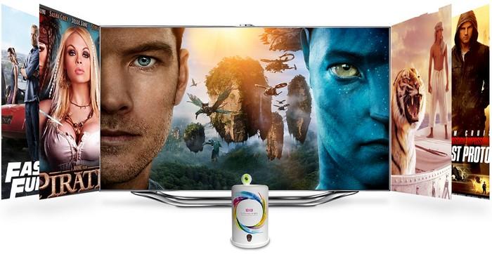 Приставка умного телевидения Elephone Smart TV Box