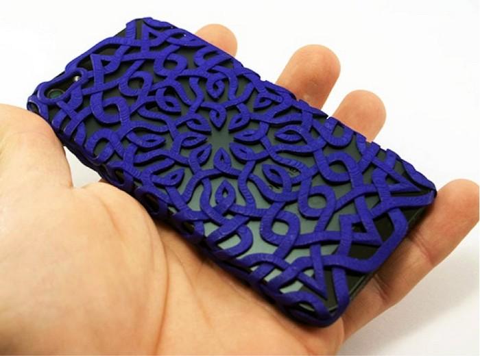 Аксессуары для смартфонов, напечатанные на 3D-принтере