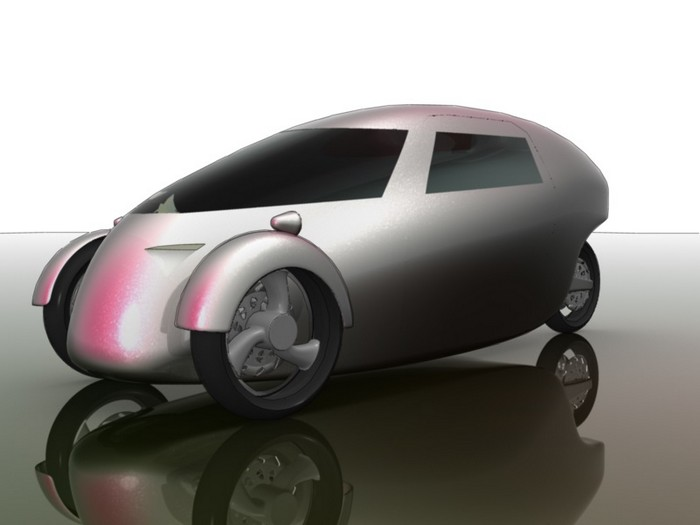 Raht Racer – гибридный велосипед со скоростью автомобиля