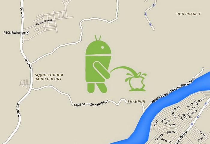Лучшие в мире смартфоны на платформе Android