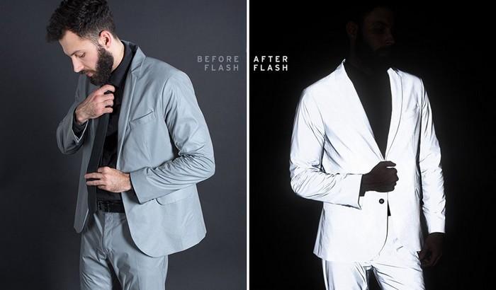 Коллекция одежды Flashback: как защитить себя от папарацци