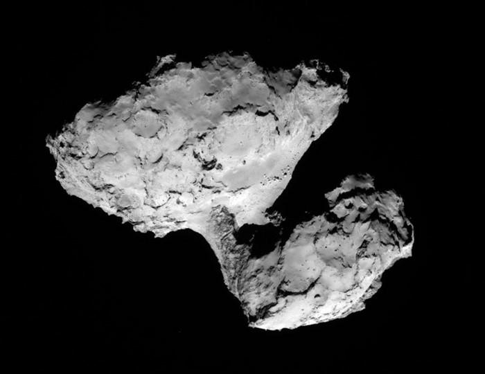 Беспилотная экспедиция на комету Чурюмова-Герасименко