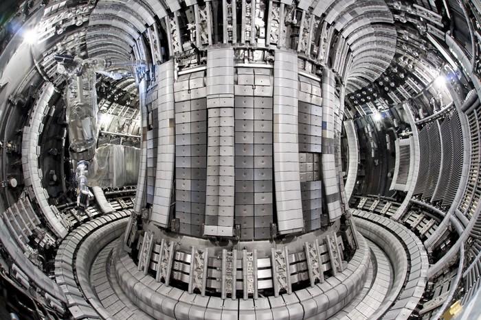Международный экспериментальный термоядерный реактор (ITER)