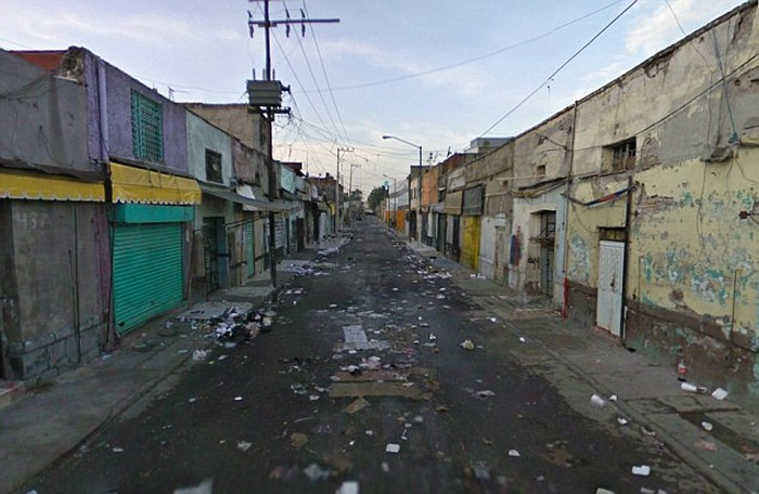 Tepito, Мехико, Мексика