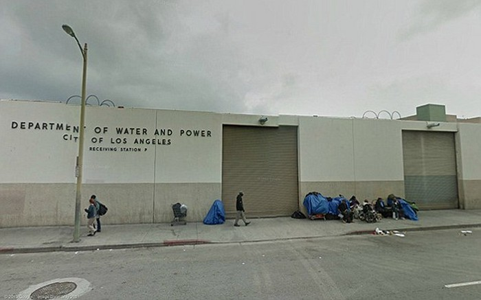 Skid Row, Лос-Анджелес, Соединенные Штаты Америки