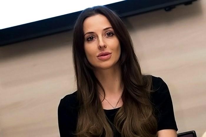 Яника Мерило - эстонский специалист в Украине