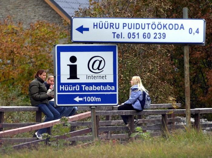 Интернет в Эстонии