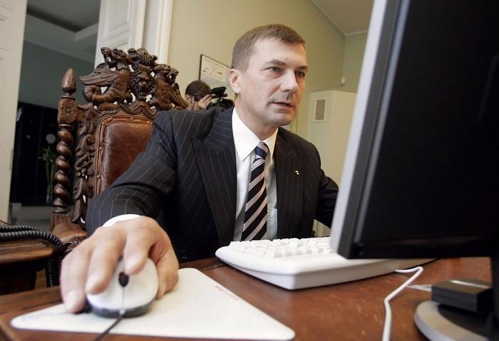 Онлайн-голосование на выборах в Эстонии