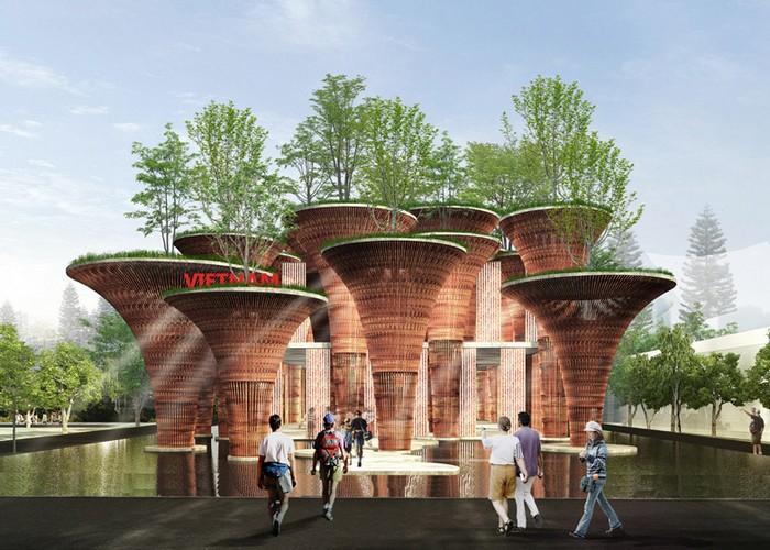 Самые необычные павильоны на Всемирной выставке EXPO-2015 в Милане