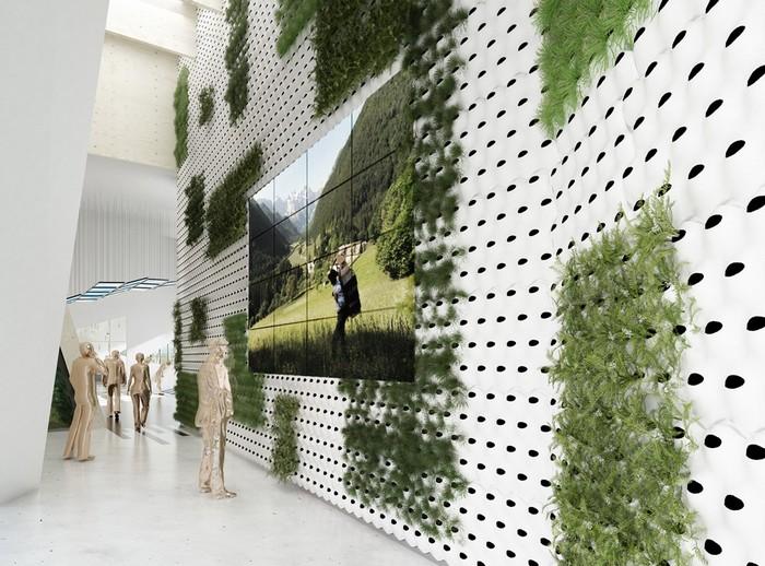 Словенский павильон на Всемирной выставке EXPO-2015 в Милане