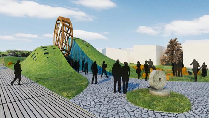 Белорусский павильон на Всемирной выставке EXPO-2015 в Милане