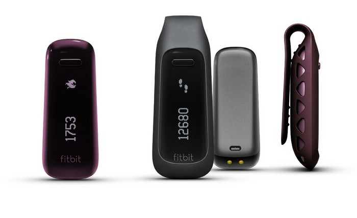 Fitbit One – фитнес-трекер, который блокирует холодильник