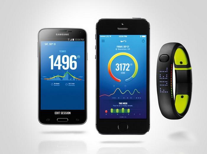 Фитнес-трекер Nike Fuelband
