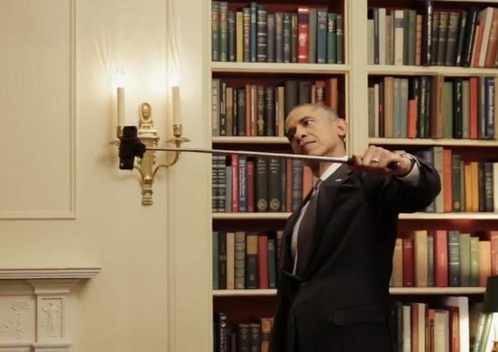 Things Everybody Does But Doesn't Talk About - социальная реклама с Обамой в главной роли