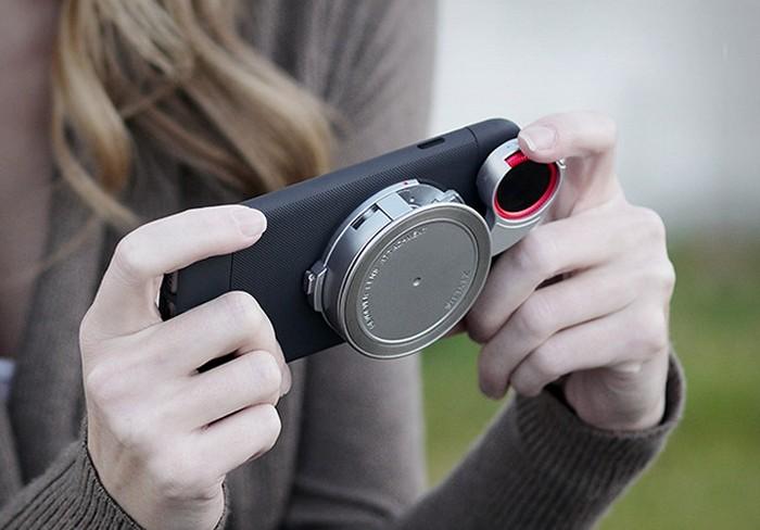 Ztylus - чохол, що перетворює смартфон в повноцінний фотоапарат