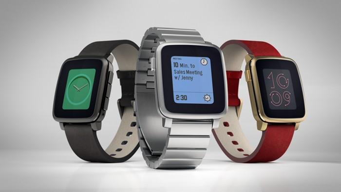 Розумні годинник Pebble Time