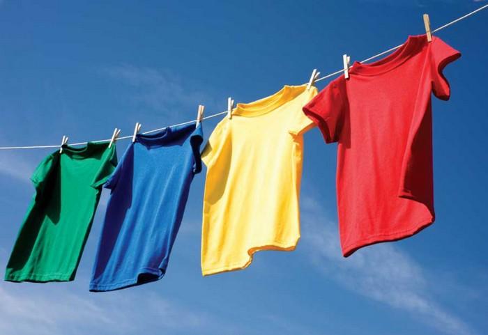 Самоочищающаяся одежда