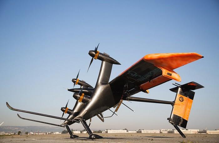 Makani Power – электростанция на основе воздушного змея