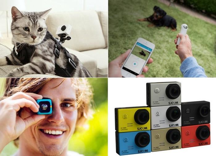 Лучшие конкуренты знаменитой action-камере GoPro