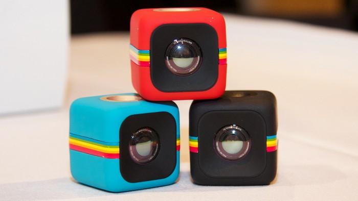 Action-камера Polaroid Cube от легендарной компании Polaroid