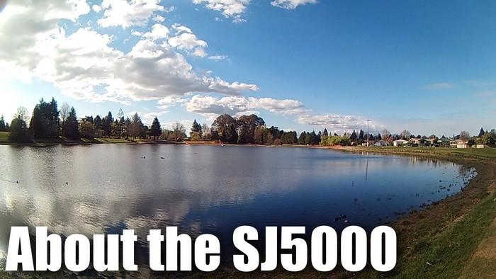 Пример снимка на action-камеру SJ5000