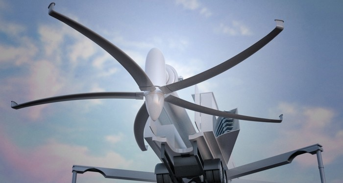 Uprise – ветряная турбина на прицепе