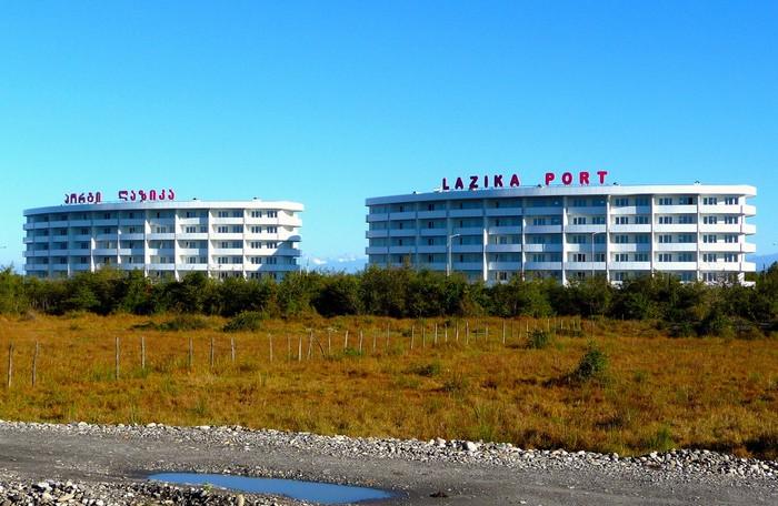 Управление порта Лазика
