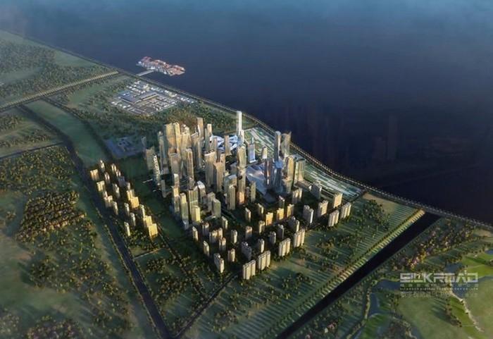 Город будущего Лазика