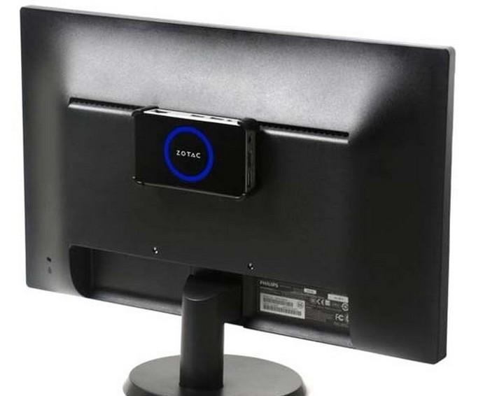 Миниатюрный компьютер ZOTAC ZBOX PI320 pico