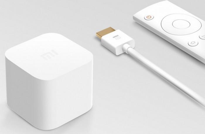 Миниатюрный компьютер Xiaomi Mi Box Mini