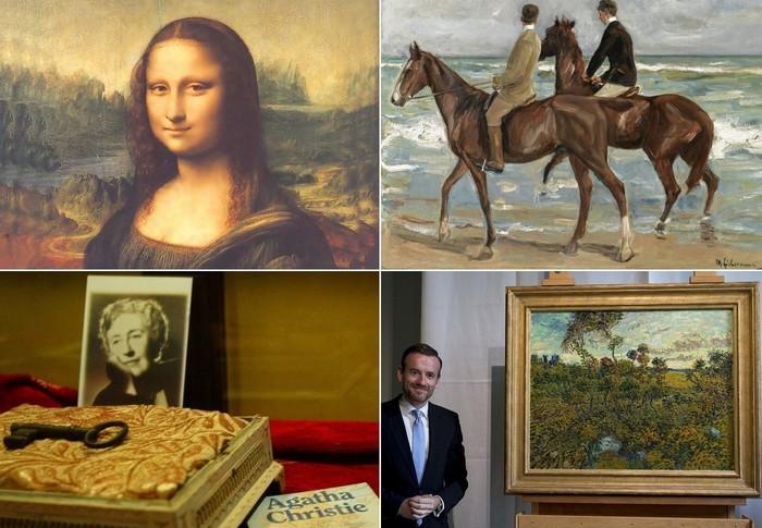 Утерянные, но снова найденные великие произведения искусства