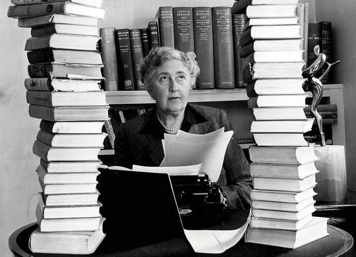 Агата Кристи и ее книги