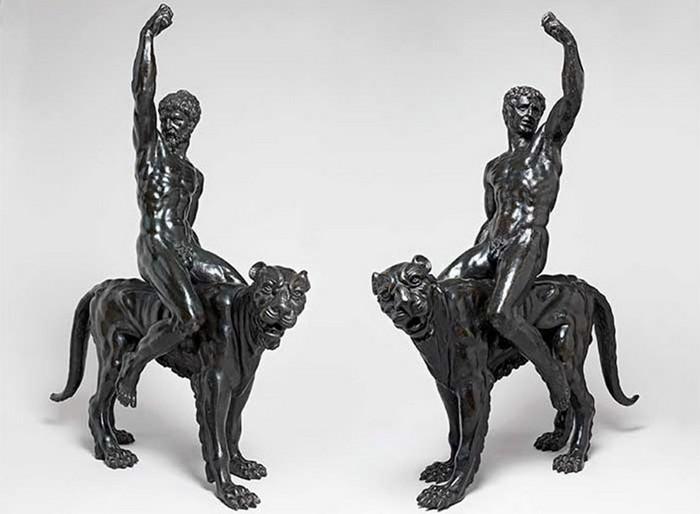 Неизвестные бронзовые скульптуры Микеланджело