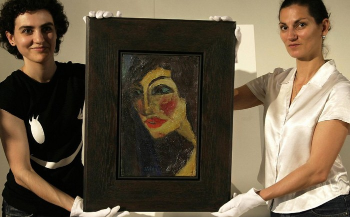 Возвращение украденных нацистами картин из Мюнхенского клада
