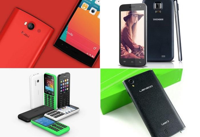 Лучшие смартфоны дешевле 100 американских долларов