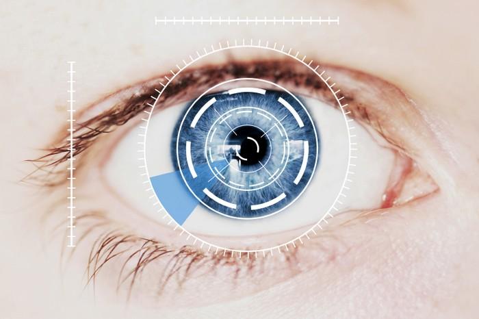 Ocumetics Bionic Lens - розумна лінза, яка назавжди поверне зір