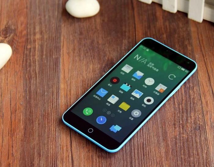 Доступный смартфон Meizu M1 Note
