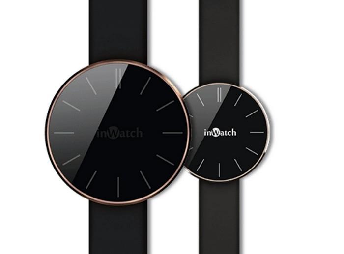 Предположительный дизайн умных часов от компании Meizu