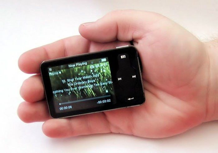 Аудиоплеер Meizu MiniPlayer M6